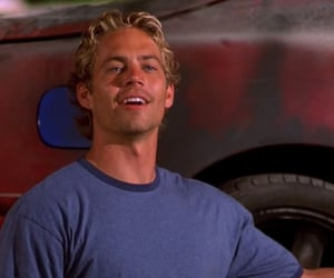 movie, fast and furious, and paul walker image