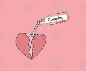 broken heart, coldplay, and fix me image