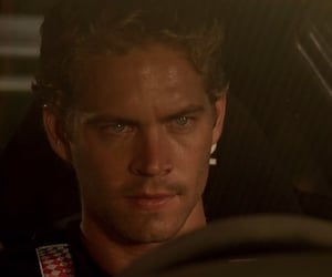 car, handsome, and paul walker image