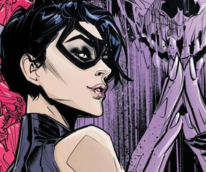 catwoman, DC, and dc comics image