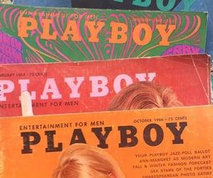 Playboy, aesthetic, and magazine image