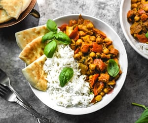 dinner, Easy, and food photography image