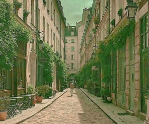 aesthetic, boho, and paris image