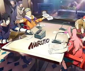 naruto, naruto uzumaki, and sakura haruno image