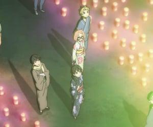 anime, lanterns, and nase mitsuki image