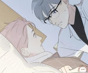 bl, manga, and Boys Love image