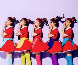 girl group, kpop, and red velvet image