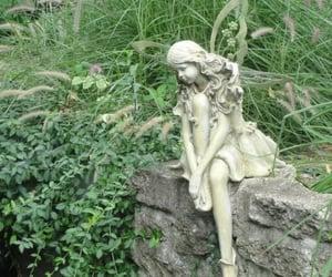 garden, babygirl, and fairy aesthetic image