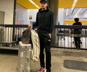 airport, g-eazy, and puma image