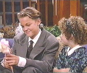 1990s, boys, and leonardo dicaprio image