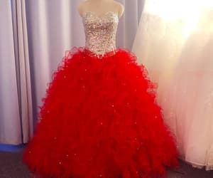 quinceanera dresses, robe de soirée, and cheap prom dress image
