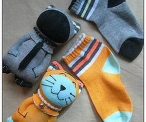 diy, toys, and socks image