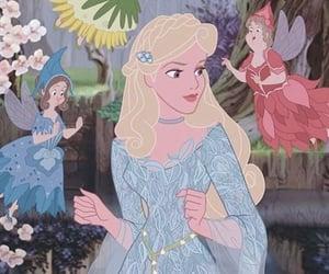 princess, aurora, and disney image