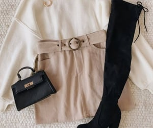 accessories, bags, and black image
