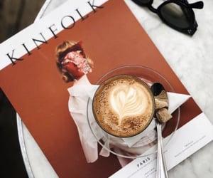 aesthetic, magazine, and flatlay image