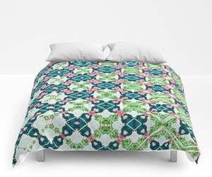 pattern, seamless, and society6 image
