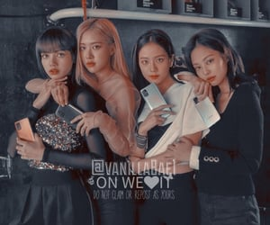 icons, samsung, and blackpink image