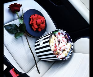 14, car, and flower image