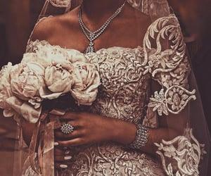 bride, wedding, and luxury image