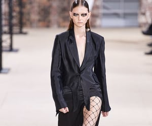 Ann Demeulemeester, details, and fashion image