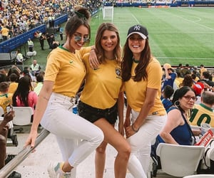 Agatha, football, and fun image