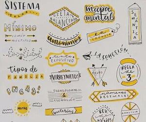 amarillo, inspiracion, and títulos image