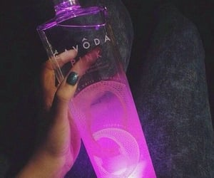 pink, vodka, and alcohol drinks image