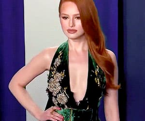 beauty, riverdale, and cheryl blossom image