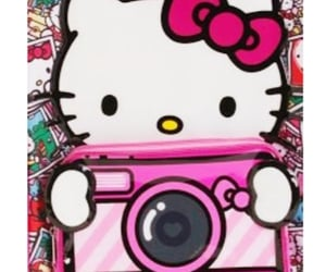 HelloKitty, backgrounds, and wallpaper image