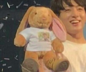 bunny, icons, and jk image