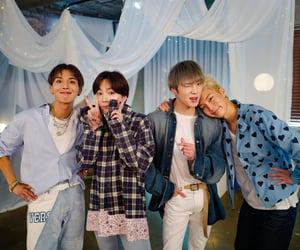 kpop, jinwoo, and hoony image