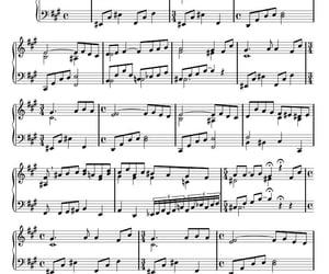 elfen lied, piano, and lilium image