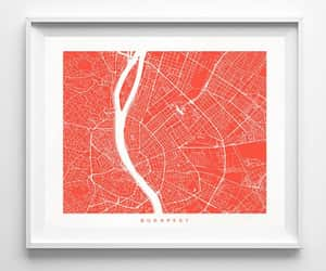 etsy, wedding gift, and mapdecor image