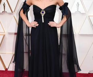 oscars 2020, fashion, and red carpet image