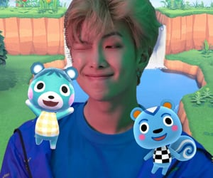 animal crossing, kpop, and bts icon image