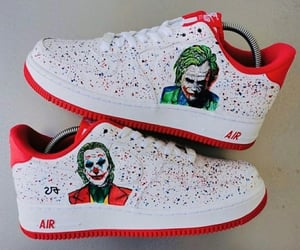 air force, joker, and shoes image