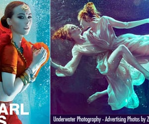photographer, photography, and underwater photography image