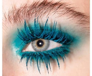 beauty, girl, and big brows image