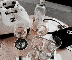 drink, bag, and chanel image