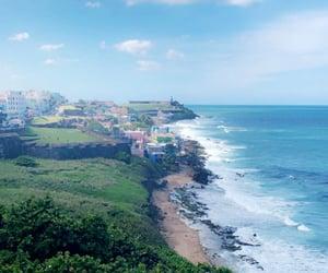 puerto rico, travel, and views image