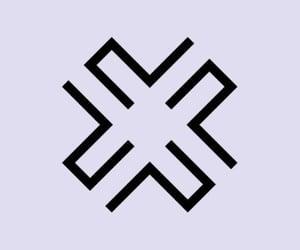 kpop, purple, and Logo image