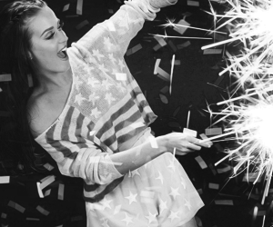 katy perry, firework, and new year image