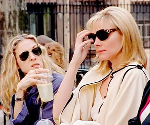1990s, Carrie Bradshaw, and samantha jones image