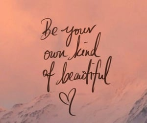 beautiful, quotes, and selflove image
