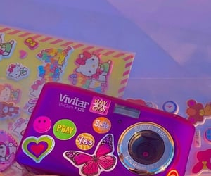 camera, colorful, and dreamy image