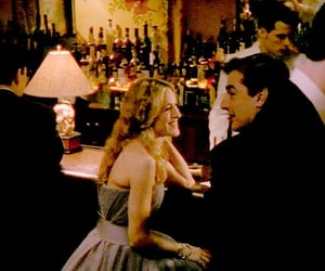 1990s, Carrie Bradshaw, and Mr Big image
