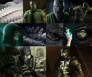 cosplay, scorpion, and games image