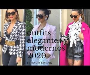 beauty, moda, and elegance image