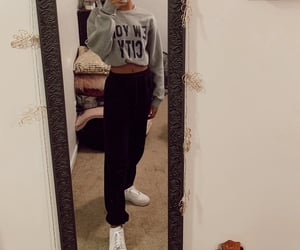 AF1, outfit inspo, and comfy outfit image