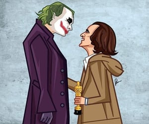 joker, oscar, and the joker image